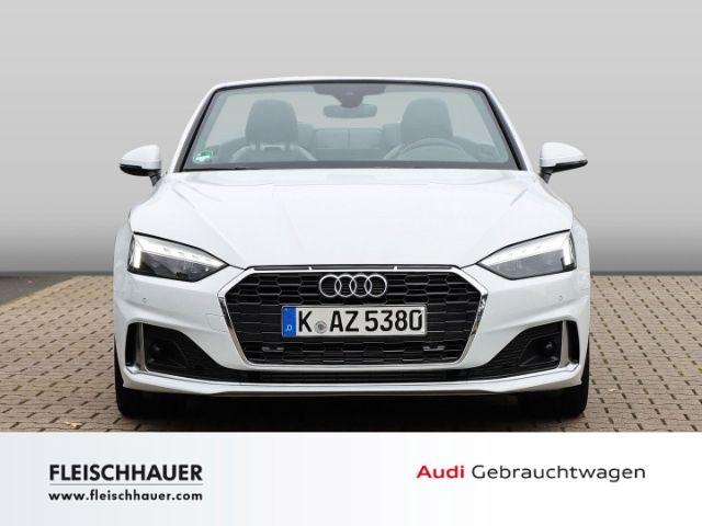 Audi A5 Cabriolet 40 TFSI advanced UPE: 66.690  Matrix-LED