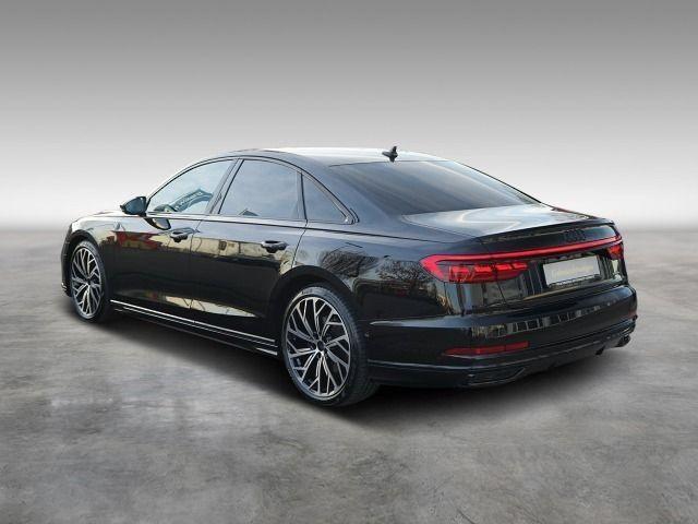 Audi A8 50 TDI quattro Tiptronic Pano-dach Matrix B&O