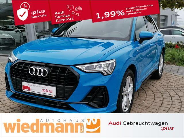 Audi Q3 S line 35 TDI 110(150) kW(PS) S-tronic