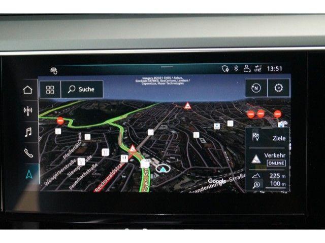 Audi e-tron advanced 55 Matrix LED Panorama Alu 21'