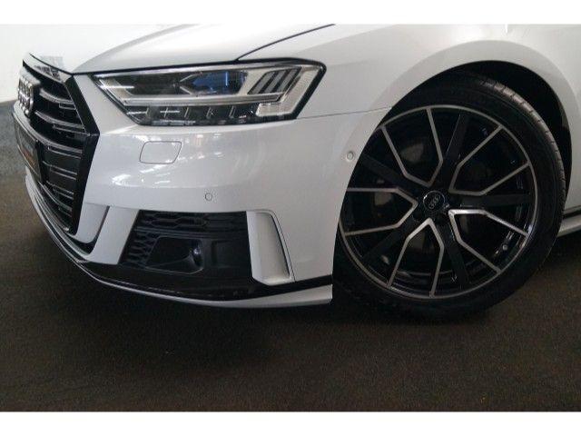 Audi A8 suzukagrau Sport-Exter.Paket Dynamik-Allradlenkung