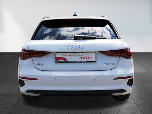 Audi A3 35 TDI Sportback S tronic advanced LED Komfortschl.