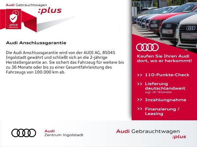 """Audi A6 Avant Design 45 TDI qu 19"""" Leder ACC Kamera"""