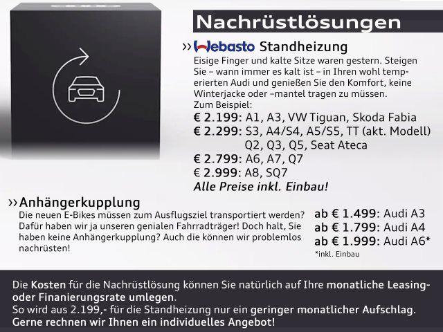 Audi Q2 S line 35 TDI LED NAVI Optik-schwarz Sport
