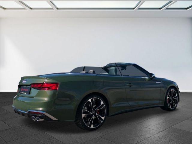 Audi S5 Cabrio  TFSI  260(354) kW(PS) tiptronic ,