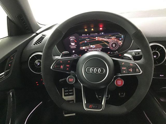 Audi TT RS Roadster quattro S tronic