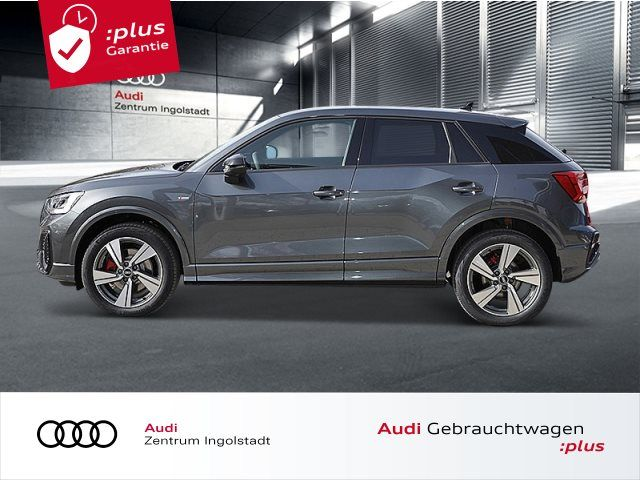 Audi Q2 S line 35 TFSI 2x NAVI Virtual Optik-schwarz