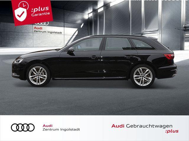 "Audi A4 Avant Advanced 40 TDI NAVI 18"" AHK ACC Leder"