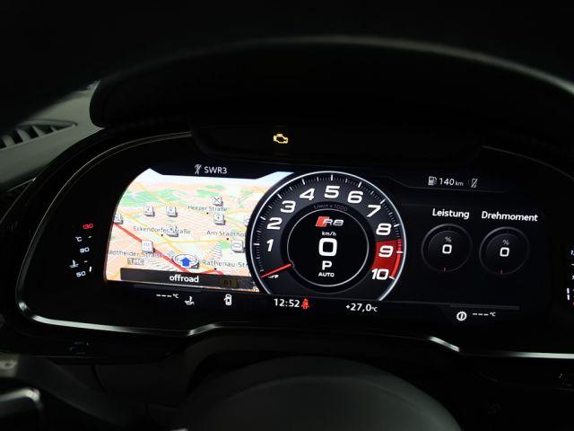 Audi R8 Coupé V10 quattro performance Navi Optikpaket