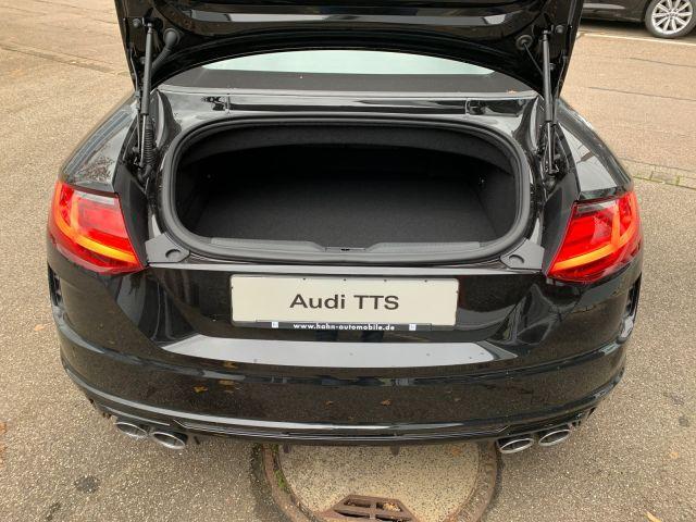 Audi TTS Roadster Navi Matrix Klima Feinnappa DAB Cam