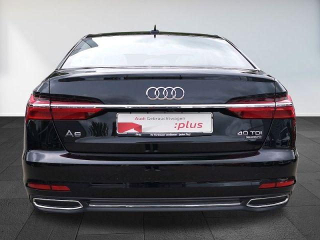 Audi A6 40 TDI quattro S tronic design Rückfahrk. Komfortschl.