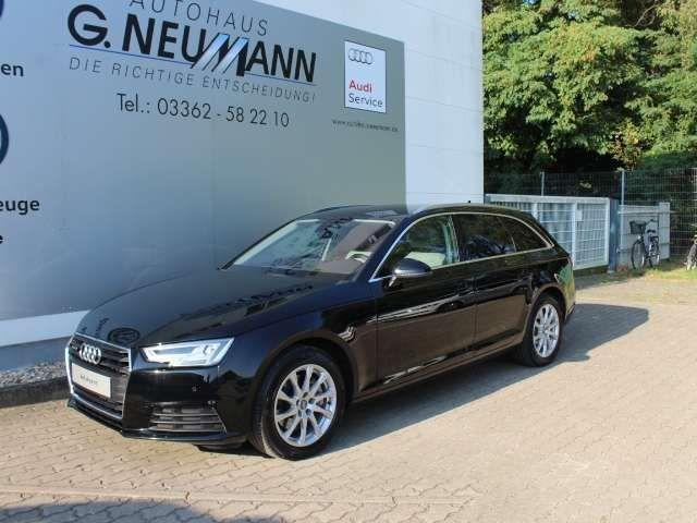 Audi A4 Avant 2.0 TDI quat Sport STANDHZ/LEDER/AHK
