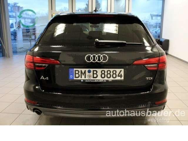 Audi A4 Avant S line 2.0 TDI * MMI Navi Plus Sitzheizung v