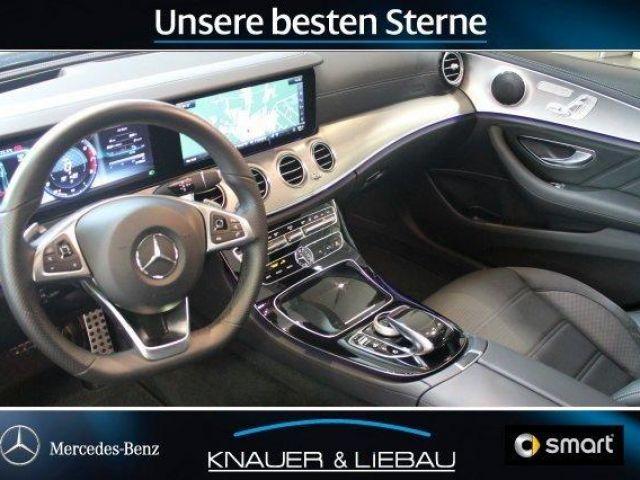 Mercedes-Benz E 43 AMG