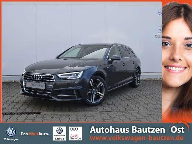 Audi A4 Avant 2.0 TFSI 190PS ultra SPORT/S-LINE/LED/SELEC