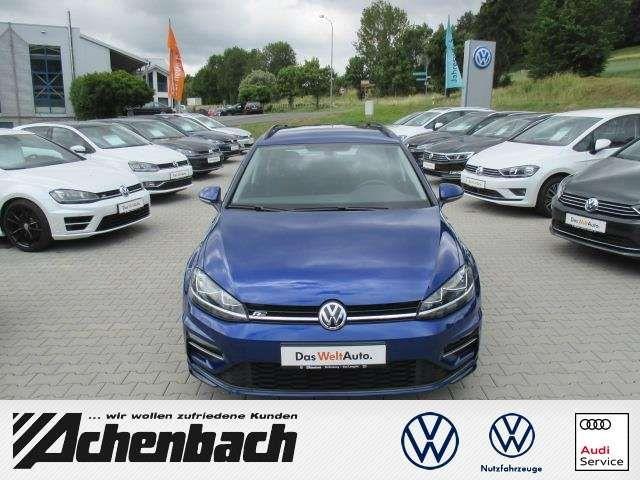 Volkswagen Golf Variant 2017 Benzine