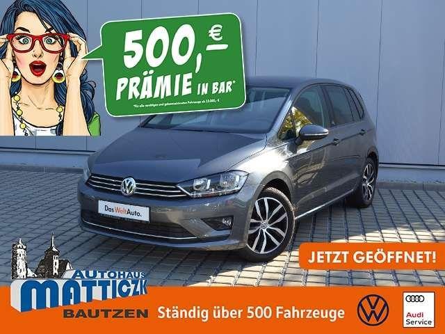 Volkswagen Golf Sportsvan 2017 Benzine