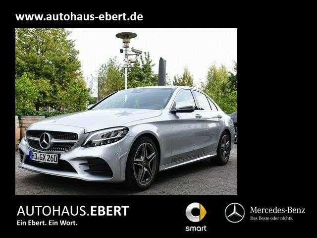 Mercedes-Benz C 220 2018 Diesel