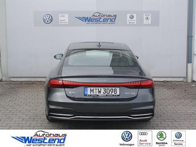 Audi A7 Sportback 50 3.0l TDI quattro 210kW Navi LED Lede