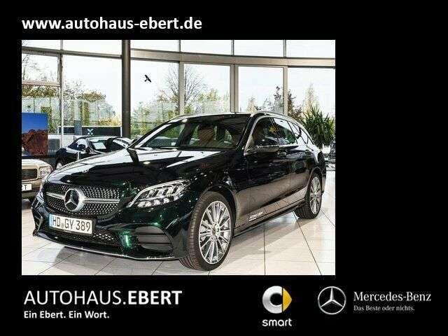 Mercedes-Benz C 200 2018 Benzine