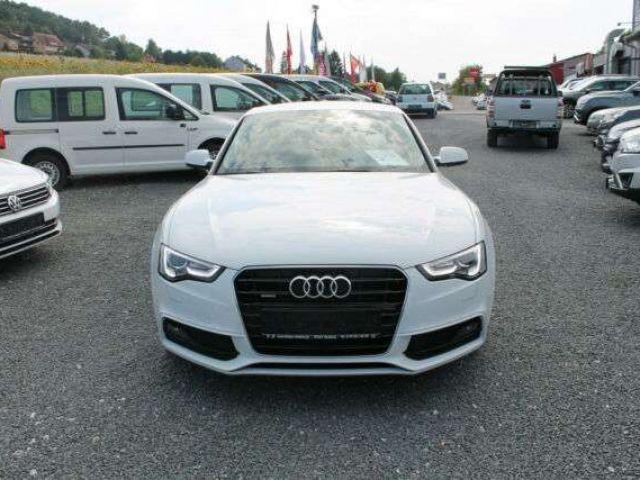 Audi A5 Coupe 2.0 TDI quattro *S-Line*Start/Stop*Navi