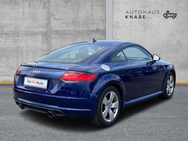 Audi TT Coupe 2.0 TFSI Navi Plus Xenon