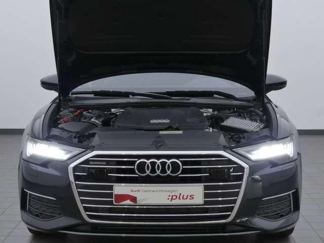 Audi A6 Avant 45 TDI qu design Sitzbelüft.HD Matrix+Leder