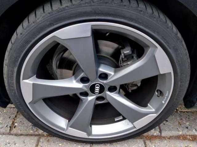 Audi A4 2.0 TFSI S-Tronic 3xSline Navi Black LED LM SHZ