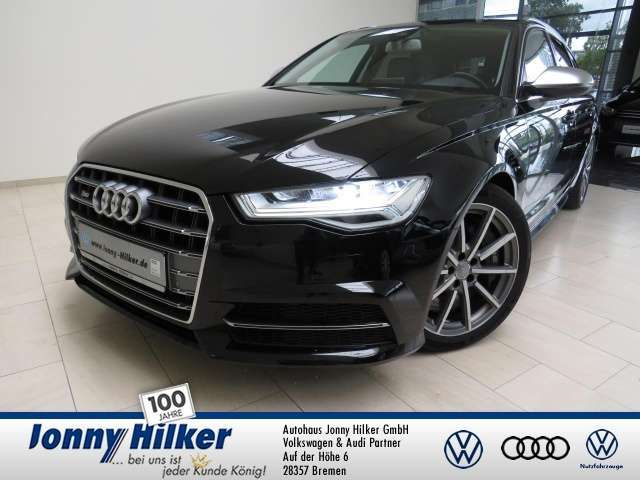 Audi S6 Avant LED Navi Luftfed. el.Klappe Kamera