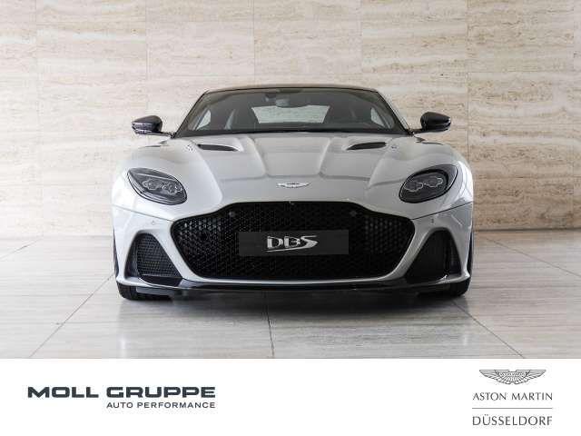 Aston Martin DBS Superleggera - Silver Fox