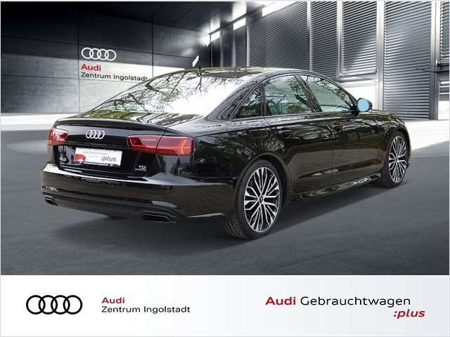 Audi A6 3.0 TDI competition qu NAVI+ 20 OPTIK SCHWARZ
