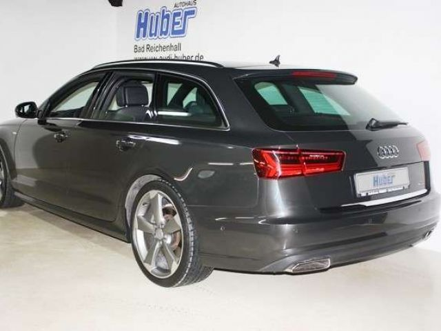 Audi A6 Avant S line 3.0 TDI EU6 Head-Up Matrix Navi