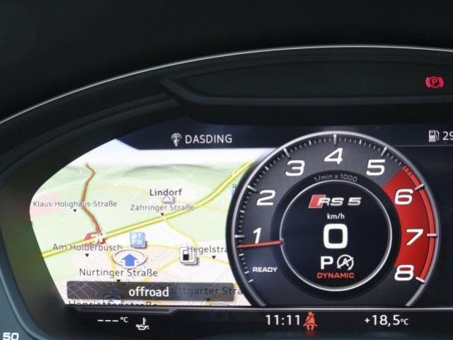 Audi RS 5 Coupé 2.9 TFSI quat. 280 kmh Matrix B+O