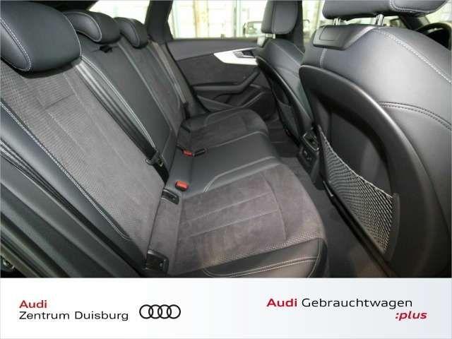 Audi A4 Avant 40 TDI qua. 3xS-line Alcantara LED Navi