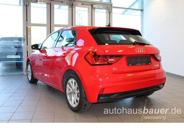 Audi A1 Sportback advanced 30 1.0 TFSI * Virtual Cockpit,