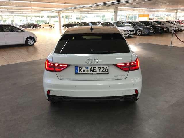 Audi A1 Sportback 25 TFSI advanced S-line LED