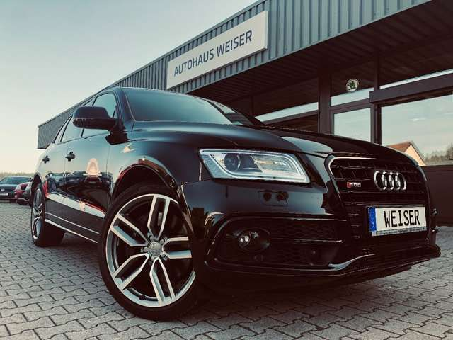 "Audi SQ5 3.0 TDI competition quattro, 21"", Side Assist, Kam"