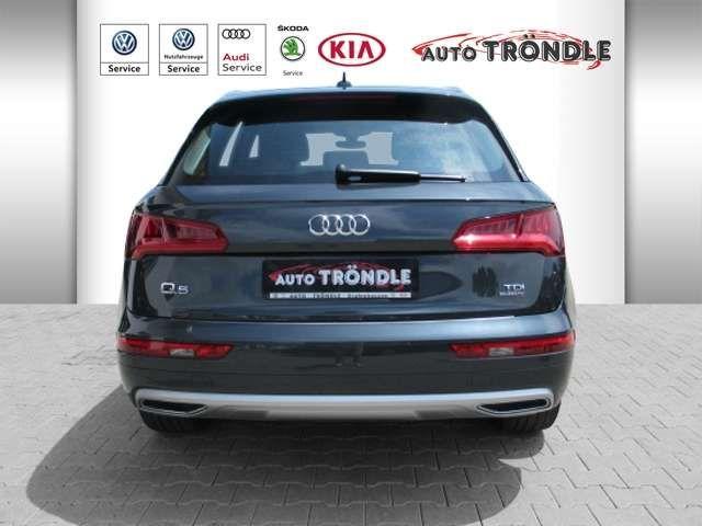Audi Q5 2.0 TDI S tronic quattro sport S-Line +AHK+LED