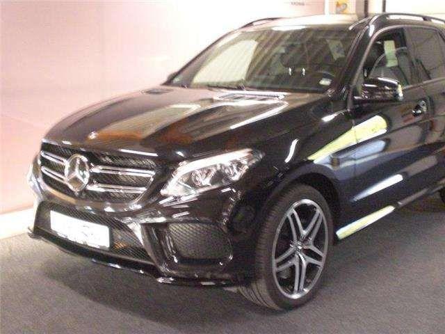Mercedes-Benz GLE 500
