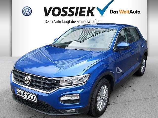 Volkswagen T-Roc 2018 Benzine