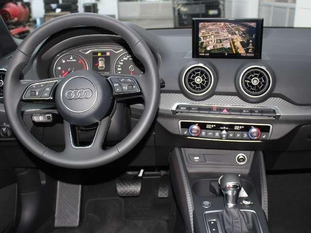 Audi Q2 2,0 TDI quat S-Line S-tr NAVI/HUD/ACC/18ZOLL
