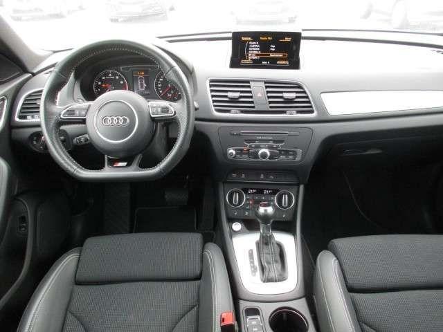 Audi Q3 1,4 TFSI s-tronic S-Line -EURO 6- (AHK,Navi)