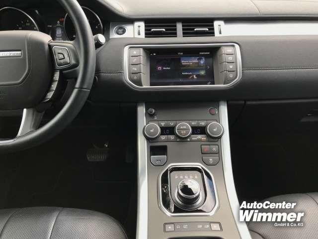 Land Rover Range Rover Evoque