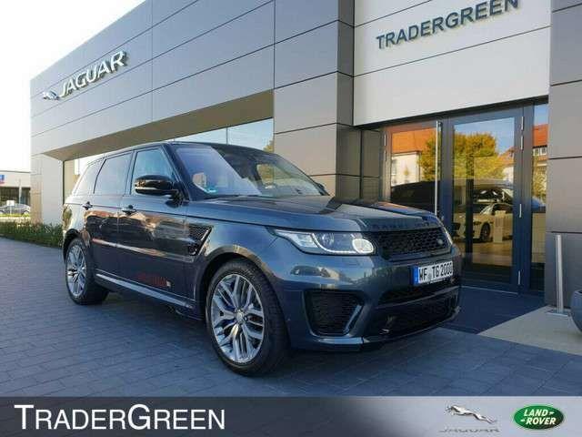 Land Rover Range Rover Sport 2017 Benzine