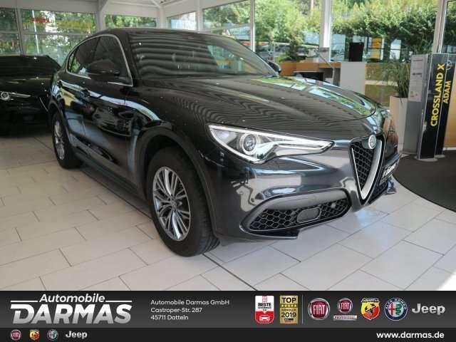 Alfa Romeo Stelvio 2017 Benzine