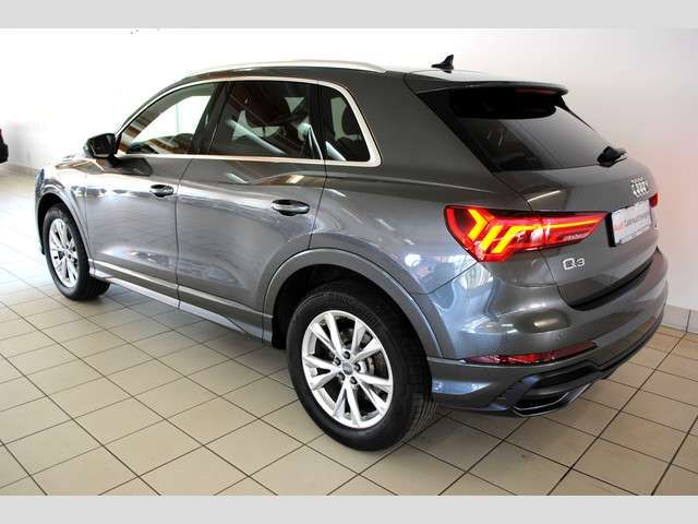 Audi Q3 S line (Navi,LED,DAB,virtual cockpit,S line) 40 T