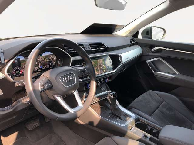 Audi Q3 advanced 40 TFSI quattro S-tronic Navi, LED, Virt
