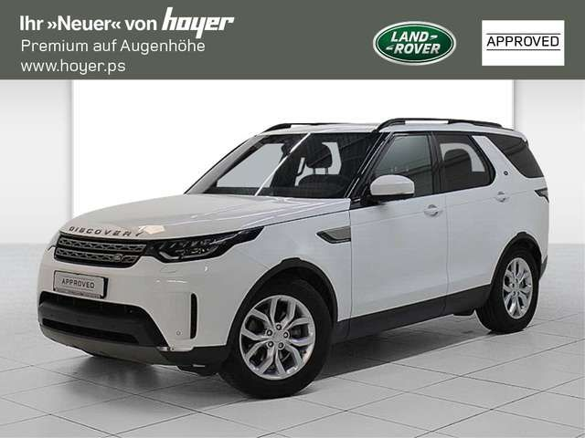 Land Rover Discovery 2018 Benzine