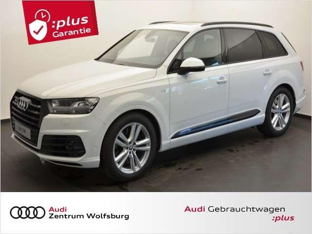 Audi SQ7 4.0 TDI Quattro Tiptronic AHK/Pano/Head-up/Rüc