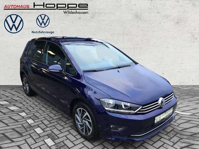 Volkswagen Golf Sportsvan 2018 Benzine